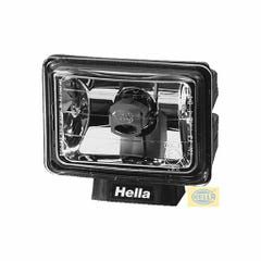 Hella Micro FF Driving Lamp Single - Requires H3 Bulb