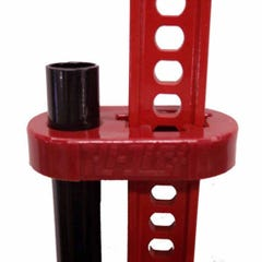 Hi-Lift Handle Keeper Red