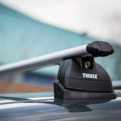 Thule Rapid Fit with Wing Bar D-Max (12-20) Double Cab (No Roof Rails)
