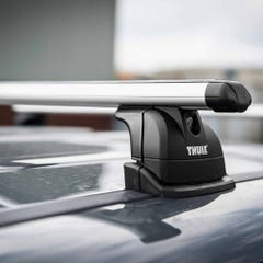 Thule Rapid Fit with Wing Bar L200 Double Cab Mk8 (15 on)