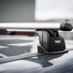 Thule Rapid Fit with Wing Bars  Navara NP300 (16 on) D/C (No Roof Rails)