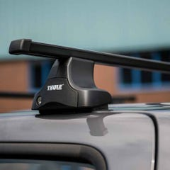 Thule Rapid Fit with Traditional Black Bar Rodeo (03-12) Double Cab