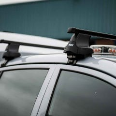 Thule Rapid Fit with Traditional Black Bar L200 Mk6 Double Cab
