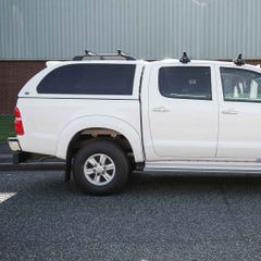 Thule Roof Bar System for Truckman Luxury and MAX hardtops
