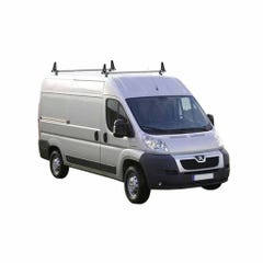 Rhino 2 Bar Delta System Ducato High Roof (06 on)