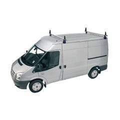 Rhino 2 Bar Delta System Transit Medium Height Roof (00 on) MWB/LWB