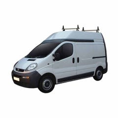 Rhino 2 Bar Delta System Vivaro High Roof (02 on)