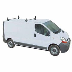 Rhino 2 Bar Delta System Vivaro Low Roof (02 on)