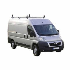 Rhino 3 Bar Delta System Ducato High Roof (06 on)