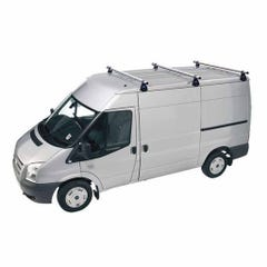 Rhino 3 Bar Delta System Transit Medium Height Roof (00 on) MWB/LWB