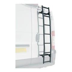 Rhino Rear Door Ladder (incl. Bespoke fitting kit) Sprinter Mk3 (06 on High Roof