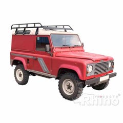Rhino Modular Roof Rack 1.8m Long x 1.4m Wide Land Rover 90 (83 on)