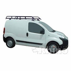 Rhino Modular Roof Rack 1.9m Long x 1.25m Wide Fiorino (08 on) SWB Twin Door