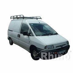 Rhino Modular Roof Rack 2.0m Long x 1.25m Wide Expert (95-07) Twin Door