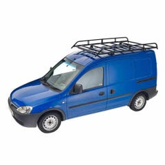 Rhino Modular Roof Rack 2.0m Long x 1.25m Wide Combo (01 on)
