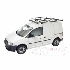 Rhino Modular Roof Rack 2.4m Long x 1.25m Wide Caddy (04-10) Maxi Twin Door