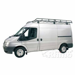 Rhino Modular Roof Rack 3.5m Long x 1.8m Wide Transit (00 on) Med Roof LWB