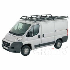 Rhino Modular Roof Rack 3.7m Long x 1.6m Wide Movano (10 on) L3 Wheelbase