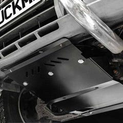 Skid Plate Steel 3mm Transmission Case and Transfer Box L200 Mk8 (15-19)