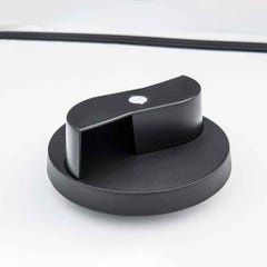 Rotating Roof Vent For Top (Black)