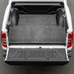 BedMat Heavy-Duty Carpet Mat Mitsubishi L200 Mk9 (2019 Onwards) Double Cab