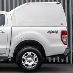 Truckman Classic High-Roof Hardtop Canopy Ford Ranger Mk5-7 (2012 Onwards) Double Cab