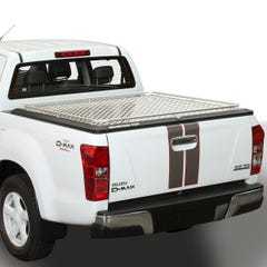 Mountain Top Style HD+ Lift Up Solid Aluminium Tonneau Cover Isuzu D-Max Mk4-5 (2012 - 2020) Double Cab
