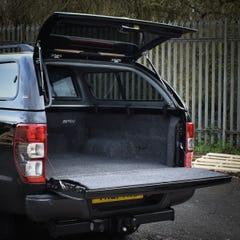 BedRug Carpet Bed Liner Ford Ranger Mk7 (2019 Onwards) Double Cab