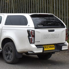 Truckman Grand Hardtop Canopy Isuzu D-Max Mk6 (2021 Onwards) Double Cab