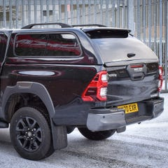 Truckman GLS Hardtop Canopy Toyota Hilux Mk9 (2020 Onwards) Double Cab