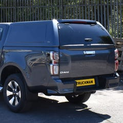 Truckman RS Hardtop Canopy (Remote Locking) Isuzu D-Max Mk6 (2021 Onwards) Double Cab
