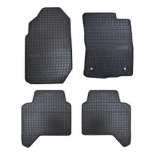 Premium Heavy Duty Tailored Floor Mats (Set of 4) Toyota Hilux Mk8 (2016-2020) Double Cab
