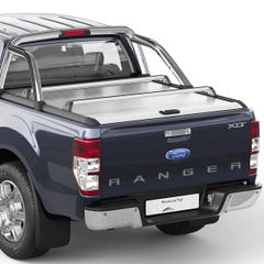 Mountain Top Cross Bars To Fit MT Roller Tonneau Ranger Mk5-7 (2012 Onwards)