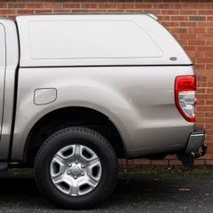 Truckman RS Hardtop Canopy (Solid Rear) Ford Ranger Mk5-7 (2012 Onwards) Double Cab