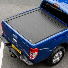 Truckman Retrax Roller Shutter Tonneau Cover Ford Ranger (2012  Onwards) Double Cab