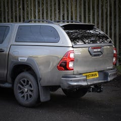 Truckman Grand Hardtop Canopy Toyota Hilux Mk9 (2020 Onwards) Double Cab
