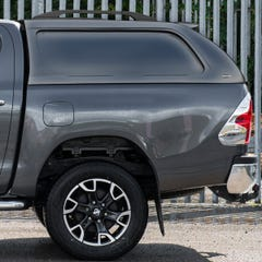 Truckman L-Series Hardtop Canopy Toyota Hilux Mk9 (2020 Onwards) Double Cab