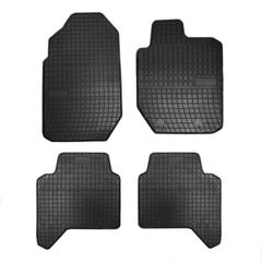Premium Heavy Duty Tailored Floor Mats (Set of 4) Ford Ranger Mk7 (2019 On) Double Cab