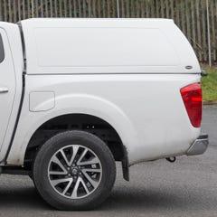 Truckman RS Hardtop Glass Door NP300 (16 on) Double Cab