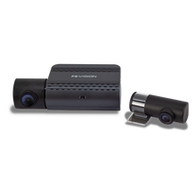 Parksafe Full HD Forward & Rear Facing Dash Camera With GPS & Wi-Fi
