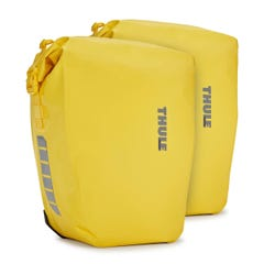 Thule Shield Pannier Twin Pack Yellow