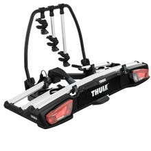 Thule VeloSpace XT 13 Pin Tow Bar Tilting 3 Bike Carrier