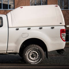 Truckman Classic High Roof Hardtop Ranger Mk5-7 (12 on) Extra Cab