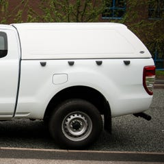 Truckman RS Hardtop Solid Door Ranger Mk5-7 (12 on) Extra Cab