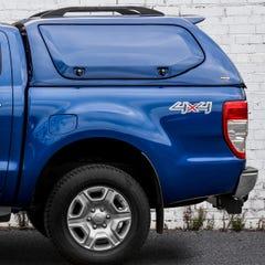 Truckman S-Series Solid D/Doors Hardtop Ranger MK6-7 Extra Cab