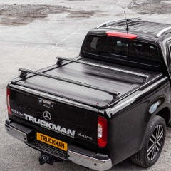 Rhino Rack Cross Bar Set to fit Roll-Top Xtreme Roller Tonneau Cover 1550mm
