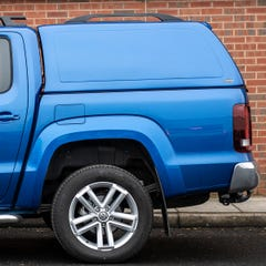 Truckman RS Hardtop Solid Door R/Lock Amarok Mk1-2 (10-21) Double Cab