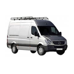 Rhino Safe Stow4 2 Ladder System 3.1m Long VW Crafter L3H2 (2017 Onwards) Twin Doors LWB