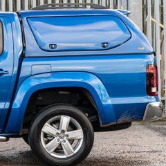Truckman S-Series Solid Double Doors H/Top Amarok Mk1-2 (10-21) Double Cab