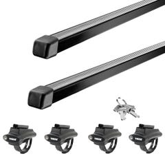 Thule Evo Squarebar Kit For Ford Ranger Mk5-7 (2012 - on)